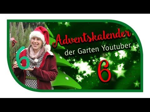 Adventskalender Der Garten-Youtuber | #06 | #adventskalender | GEWINNSPIEL