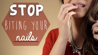 5 Ways to Stop Biting Your Nails!
