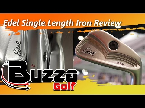 Edel Single Length Iron Review