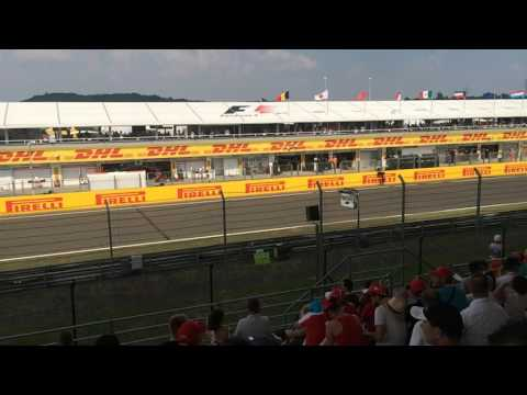 Super Gold Tribune Hungary Formula 1