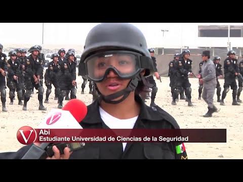 Universidad en Ciencias de la Seguridad