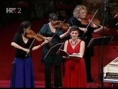 Antonio Vivaldi - Nulla in mundo pax sincera, RV 630 - The King's Consort