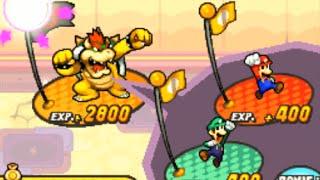 Mario & Luigi: Bowser's Inside Story Parte Extra 5 - Nivel 99