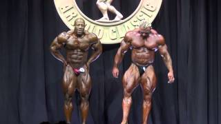 2014 Arnold Classic Mens Open Bodybuilding Prejudging First Callout