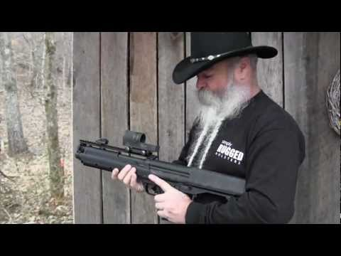 Kel-Tec KSG Bullpup Pump-Action 12 Gauge Shotgun - Gunblast.com