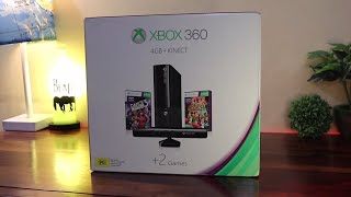 XBOX 360 Kinect Bundle Unboxing
