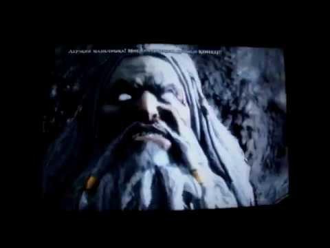 GOD OF WAR 3(озвучка разных стран)
