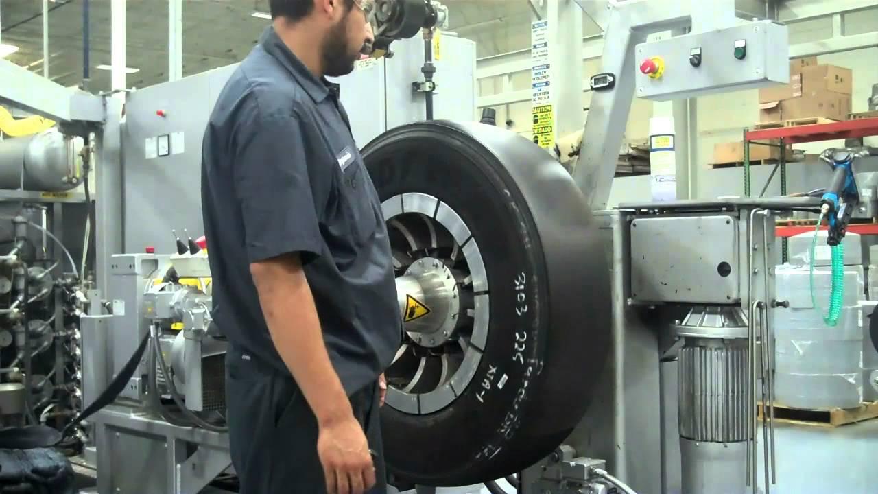 Snider Tire Inc. New Michelin Retread Shop.mp4 - YouTube