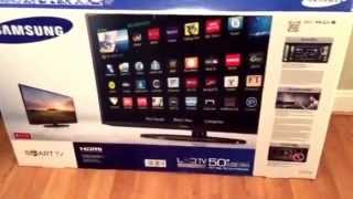"Samsung 50"" 5203 LED Smart Tv Review by Mr Tims."