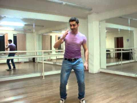 Как научиться танцевать дома? 2-й урок (объяснение) Узнайте, как научиться танцевать дома