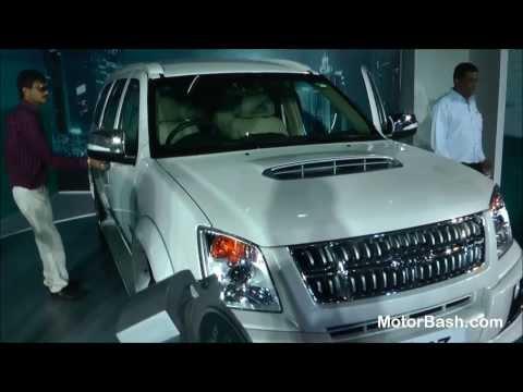 Isuzu MU 7 SUV (Uncut) - Auto Expo 2014 Delhi, India