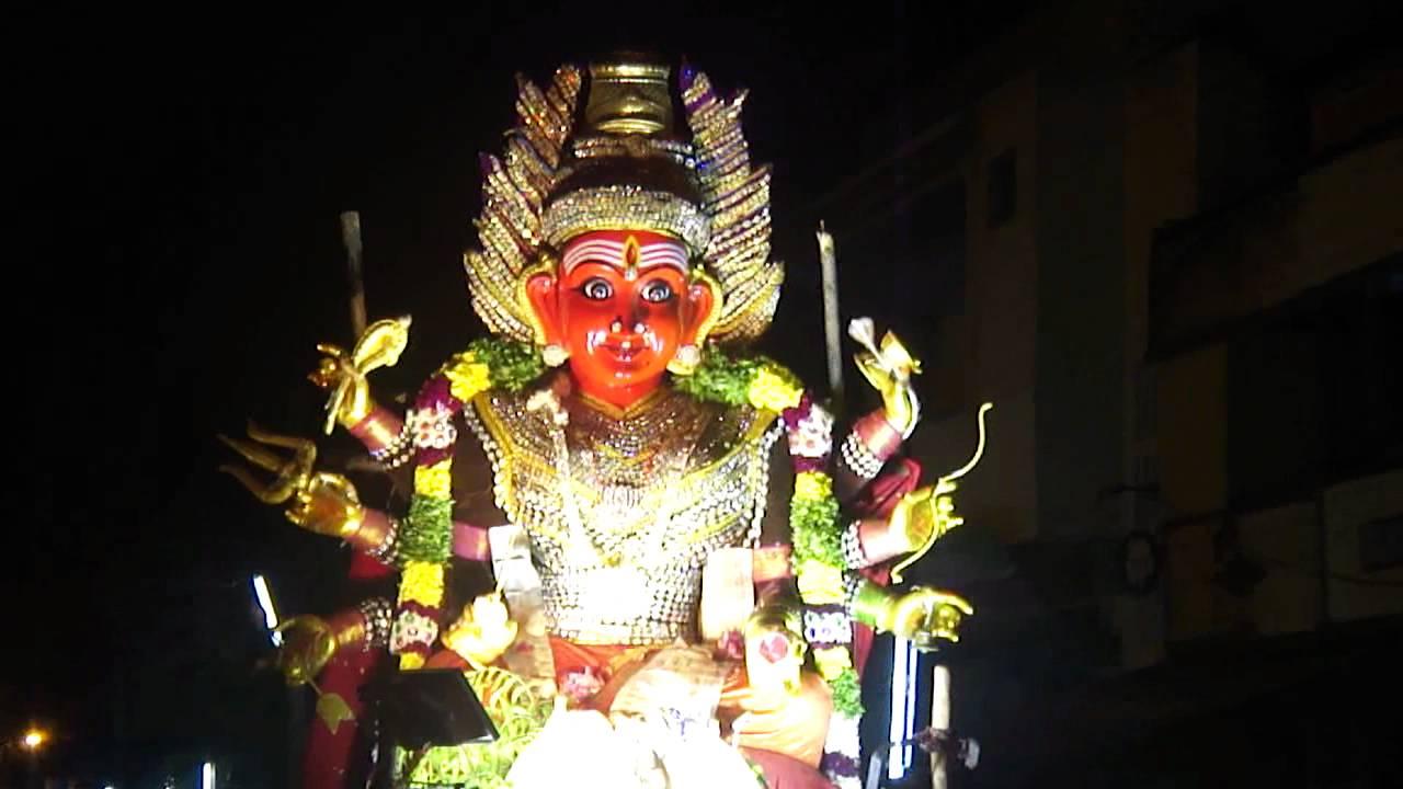 Samayapuram mariamman moolavar