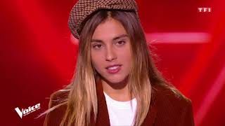 The Voice Liv Del Estal Padam Padam Edith Piaf Saison 7