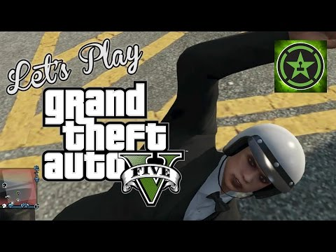 Let's Play - GTA V - Bike N' Chat