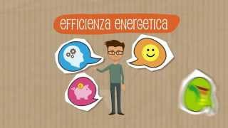 L'efficienza energetica in ambito domestico
