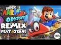 Super Mario Odyssey - Jump Up, Super Star! (Remix feat. Jenny)