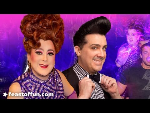 How To Style A Big Wig For Drag Queens In The Style Of Lady Bunny