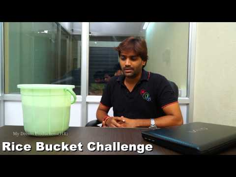 Rice Bucket Challenge from MyDreamProductions(HR)