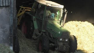 Silaging - on the Pit with Fendt.