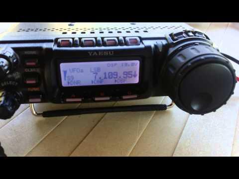 Contato com BH ,Ubera e Rio de Janeiro via Radio 40 metros