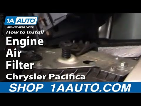 How to install replace fog light and bulb chrysler for 04 pacifica window regulator