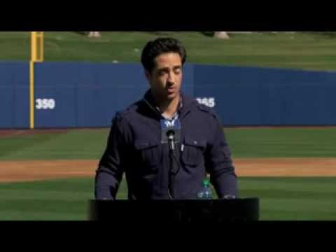 Ryan Braun Talks About Winning Appeal