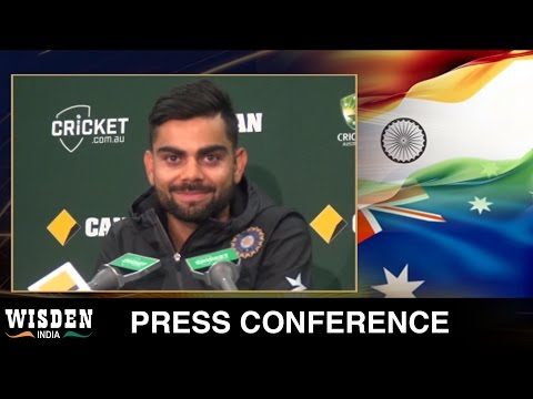 Virat Kohli Press Conference | Australia v India, Fourth Test | Wisden India