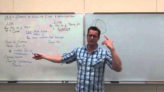 Calculus 3 Lecture 13.8:  Finding Extrema of Functions of 2 Variables (Max and Min)