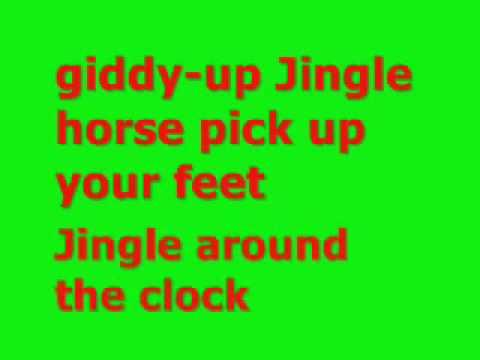 Jingle Bell Rock Lyrics - YouTube