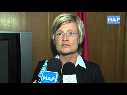 Signature de l'accord de coopération financière maroco-allemand 2012-2013