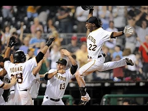 Andrew McCutchen 2013 Highlights (Through All Star Break)