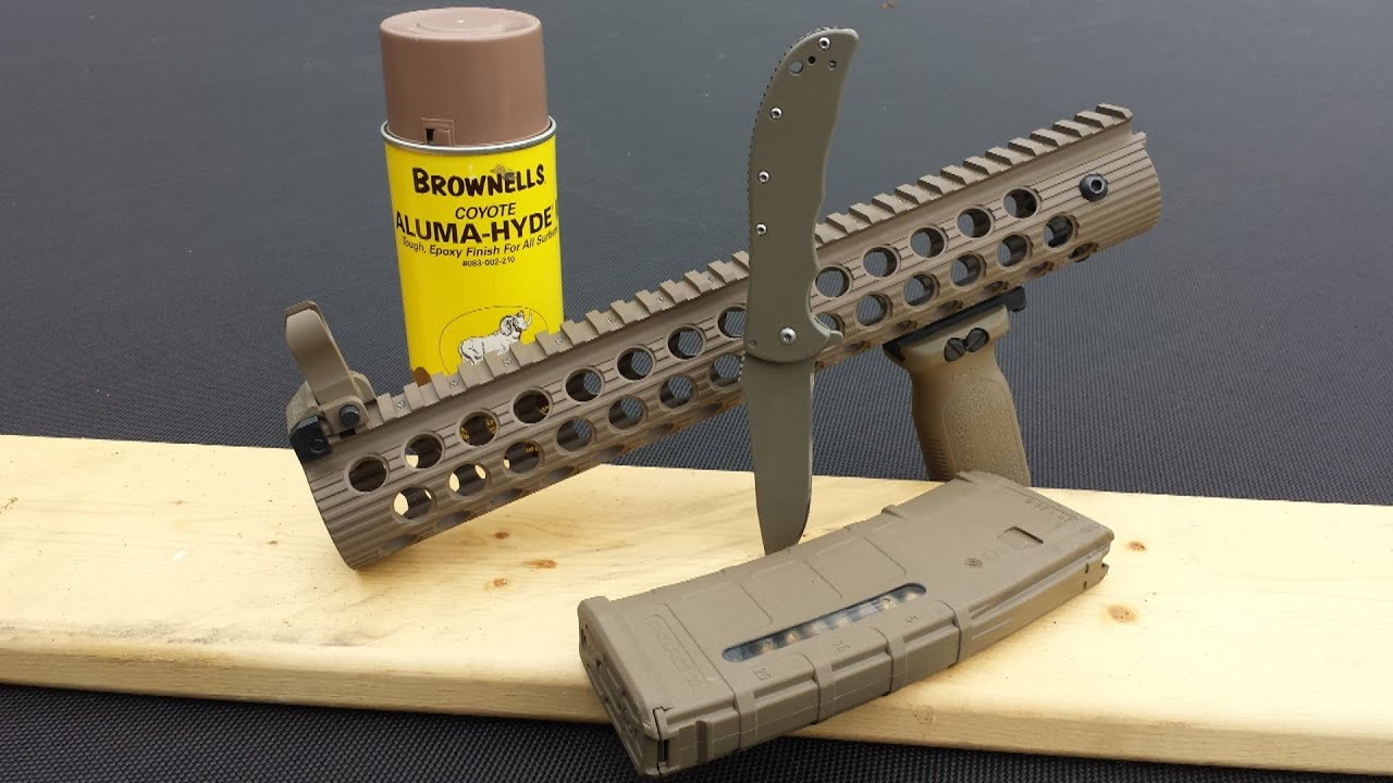Magpul Fde Paint Best Fde Paint Hint Not