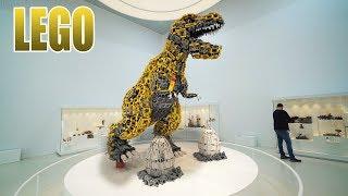 WIR TESTEN DAS LEGOLAND & LEGO HOUSE IN BILLUND DÄNEMARK