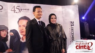 Download Lagu The Red Carpet of 'Ayat-Ayat Cinta 2' Gratis STAFABAND