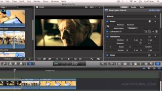 FINAL CUT PRO X CORRECCION DE COLOR BALANCE Y SATURACION