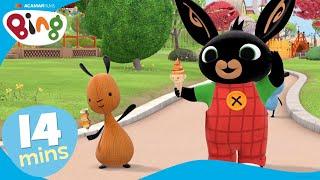 Bing - Lekker!  |  Compilatie  |  Video's voor kinderen | Bing Konijntje