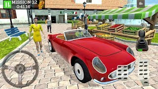 Pizza Delivery Driving Simulator #5 - Bike and Car Game Android gameplay