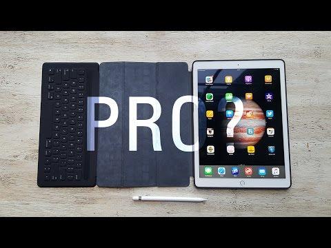 Полный обзор iPad Pro и Apple Pencil