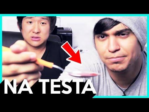 DESAFIO: NA TESTA (ft. Gusta Stockler)