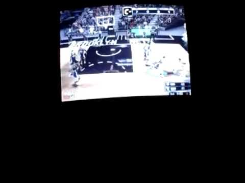 NBA 2K14 My Career Mode Indiana Pacers vs. Nets