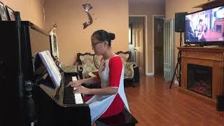 Bài Thánh Ca Buồn - Thiên Ân đàn piano.