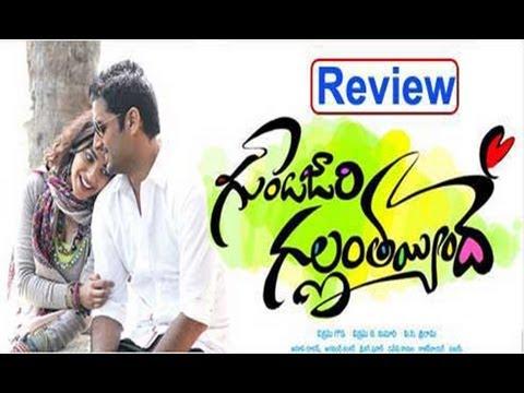 Gunde jaari Gallanthayyinde Movie Review - Nithiin, Nithya Menen, Isha