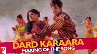 Making of the Song - Dard Karaara | Dum Laga Ke Haisha | Ayushmann Khurrana | Bhumi Pednekar