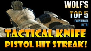 EPIC Hand CANNON And TAC Knife Pistol RUNs!!!