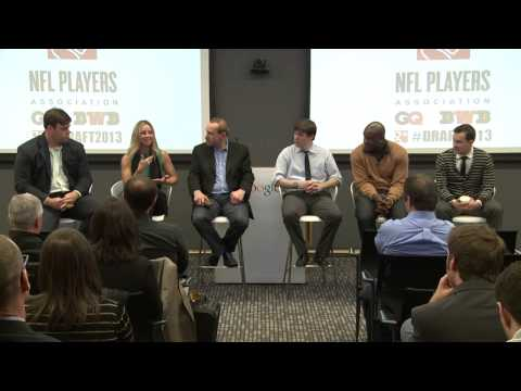 NFLPA Draft Forum Panel I - Pre-Draft Media Combine