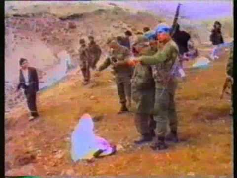 Kurdish Exodess in 1991 part 1
