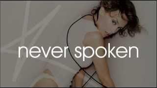 Watch Kylie Minogue Never Spoken video