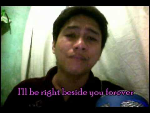Please Be Careful With My Heart - Male Part Cover - Sing With Me video