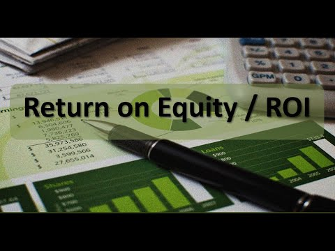 Financial Accounting: Return on Equity