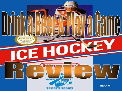 DBPG: Ice Hockey Review (NES)
